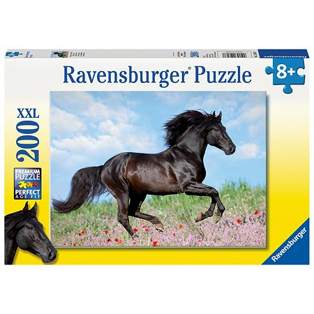 Пазл Ravensburger Прекрасная лошадь 200элементов 12803
