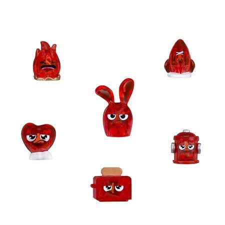 Набор фигурок HANAZUKI 6 фигурок сокровищ в упаковке Праздничный Красный (B8444EU4)