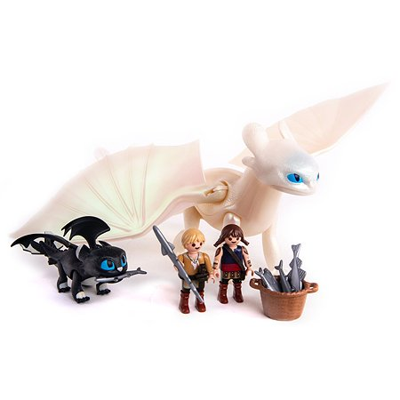 Конструктор Playmobil Dragons Дневная Фурия 70038pm