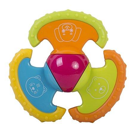 Развивающая игрушка BabyGo Крути и учись