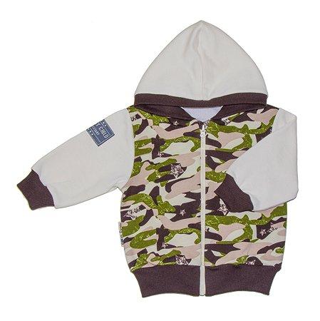 Куртка  Lucky Child хаки