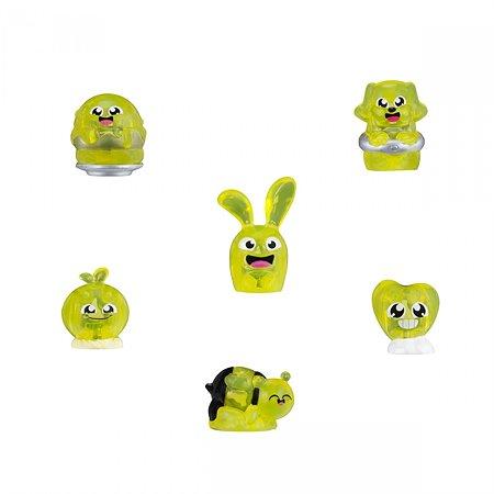 Набор фигурок HANAZUKI 6 фигурок сокровищ в упаковке Радостный Желтый (B8446EU4)