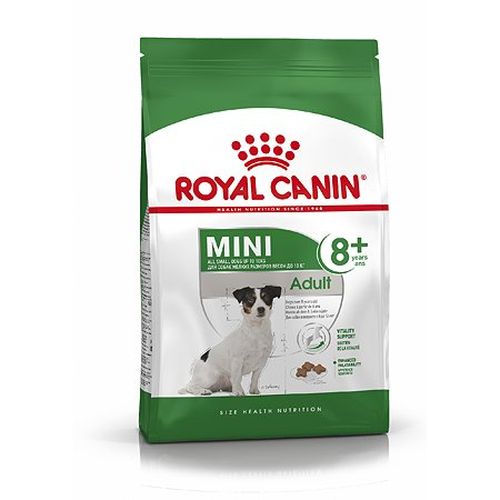 Корм для собак ROYAL CANIN пожилых мелких пород 2кг