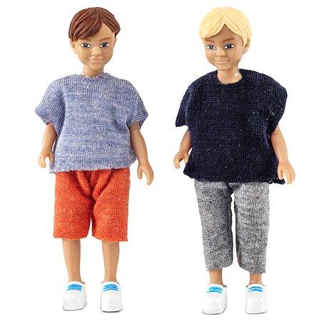 Набор кукол Lundby Мальчики 2шт LB_60806500
