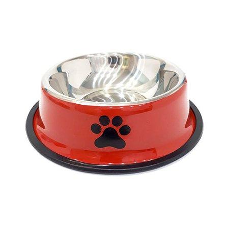 Миска для собак Ripoma красная