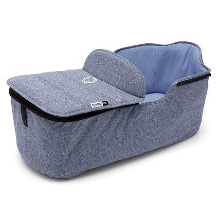 Люлька для коляски Bugaboo Fox Blue Melange