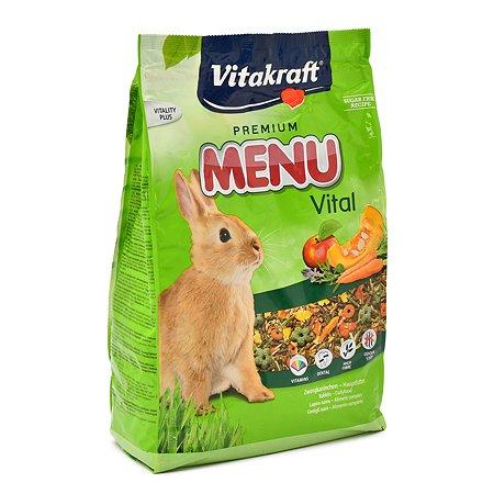 Корм для кроликов Vitakraft Menu Vital 5кг 25665