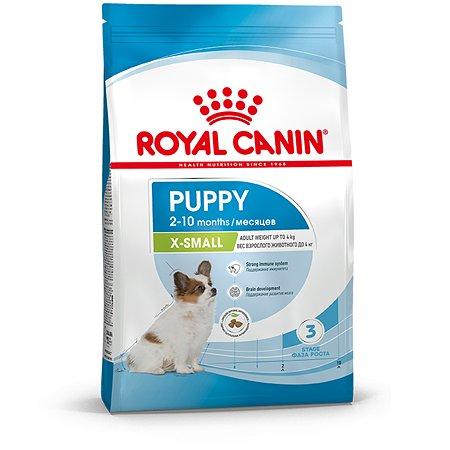 Корм для щенков ROYAL CANIN Junior миниатюрных пород 500г