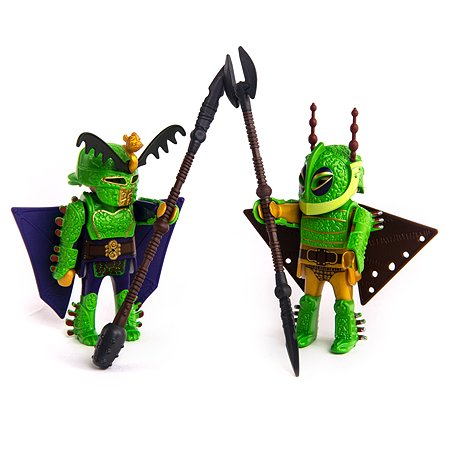 Конструктор Playmobil Dragons Забияка и Задирака 70042pm