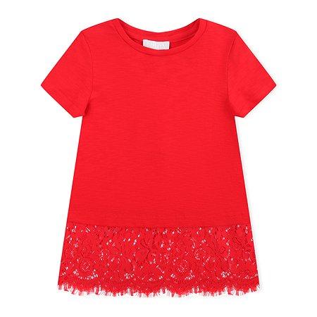Блузка Smena красная