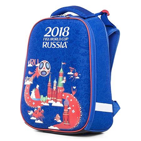 Рюкзак Hatber 2018 FIFA World Cup Russia TM на молнии NRk_21118