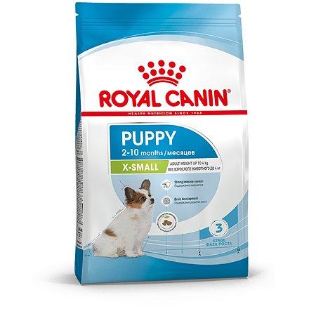 Корм для щенков ROYAL CANIN Puppy миниатюрных пород 3кг