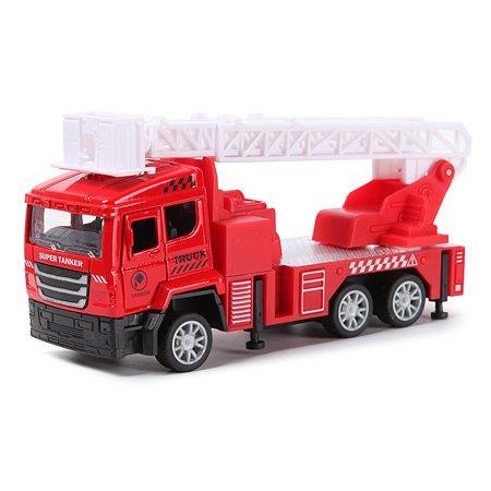 Машинка ABC 1:32 Пожарный грузовик инерционная T3254-1