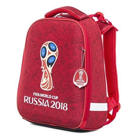 Рюкзак Hatber 2018 FIFA World Cup Russia TM на молнии NRk_21114