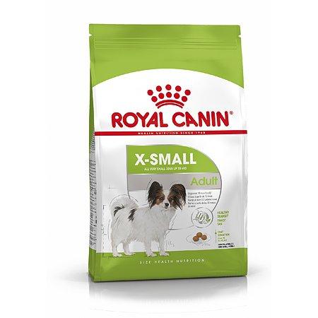 Корм для собак ROYAL CANIN миниатюрных пород 1.5кг
