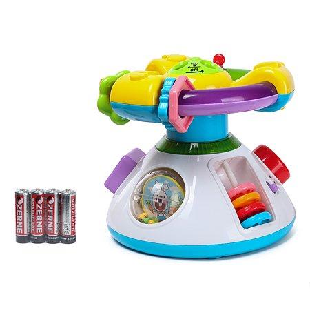 Игрушка ABC с проектором музыкальная 35817