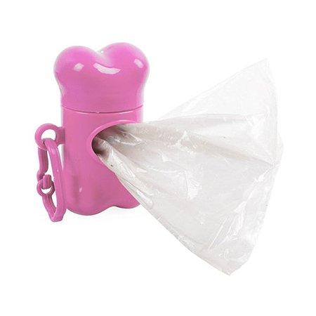 Органайзер для пакетов Ripoma кость розовый Ripoma