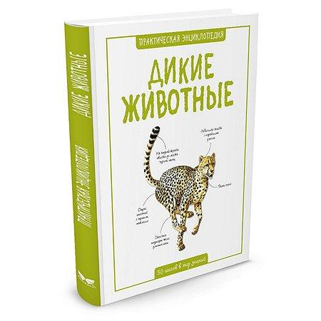 Энциклопедия Махаон Дикие животные. Морган С.