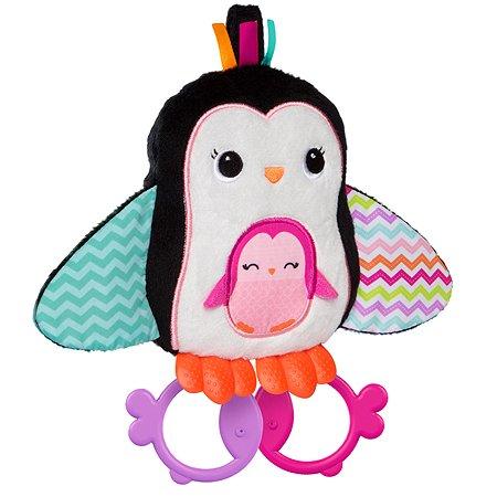 Игрушка развивающая Bright Starts Пингвинчик с прорезывателем 10813