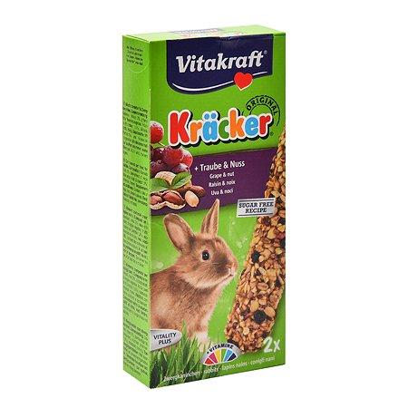 Лакомство для кроликов Vitakraft Крекеры ореховые 2шт 25016