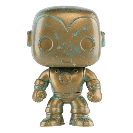 Игрушка Funko Pop Bobble Marvel Marvel 80th Iron man Fun2478