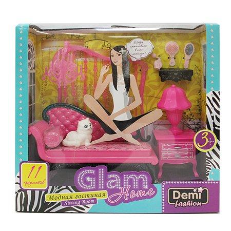 Гостиная Demi Star для куклы