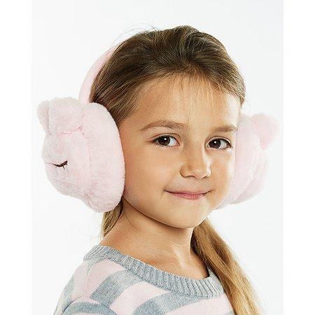 Наушники Attivio Зайка Розовый EM0004