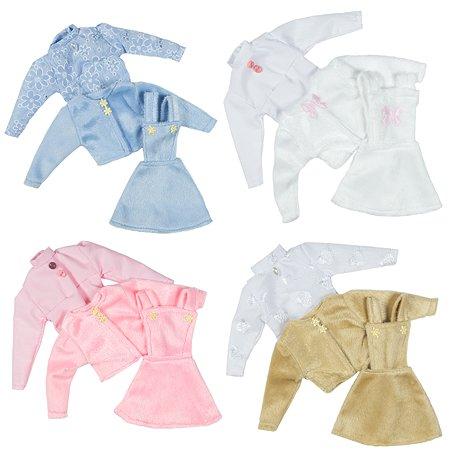 Одежда для кукол Модница 29 см сарафан, блузка и жакет в ассортименте