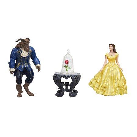 Набор Princess Бэлль Чудовище и роза