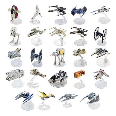 Звездолёты Hot Wheels Star Wars в ассортименте