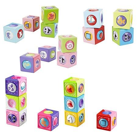 Волшебные кубики Fisher Price развивающие в ассортименте