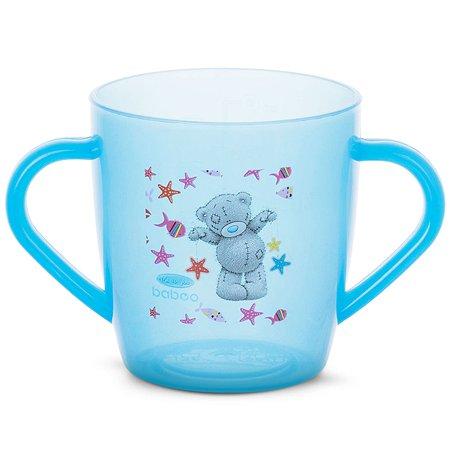 Чашка BABOO Me to You 200мл c 12месяцев Голубой 8-100