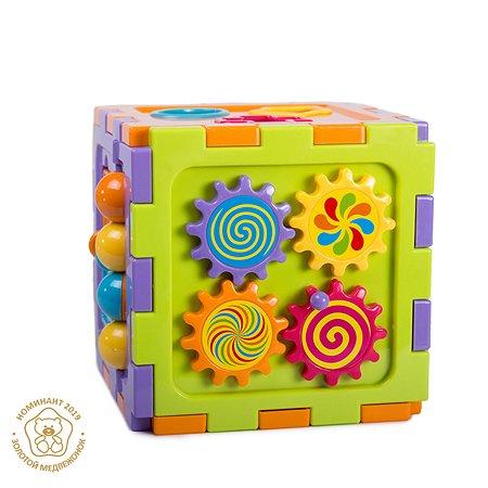 Куб простой Baby Go развивающий