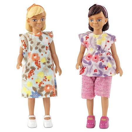 Набор кукол Lundby Девочки 2шт LB_60806400