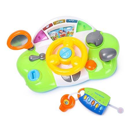 Игрушка Baby Go Мой первый руль интерактивная 999-79B