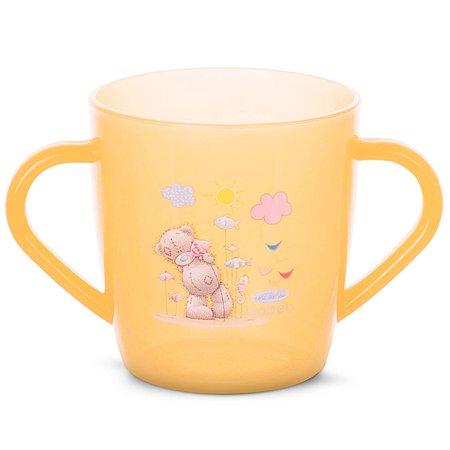 Чашка BABOO Me to You 200мл с 12месяцев Оранжевый 8-100