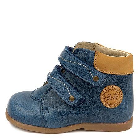 Ботинки Скороход синие