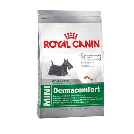 Корм для собак ROYAL CANIN мелких пород с раздраженной и зудящей кожей 800г