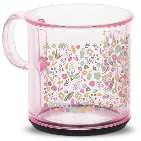Чашка BABOO Flora с антискользящим дном 170мл с 12месяцев 8-101