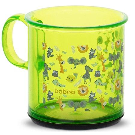 Чашка BABOO Safari с антискользящим дном 170мл с 12месяцев 8-301