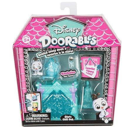 Мини-набор игровой Disney Doorables Холодное сердце с 2 фигурками (Сюрприз) 69410
