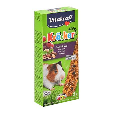 Лакомство для морских свинок Vitakraft Крекеры ореховые 2шт 25206