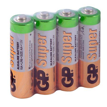 Батарейка GP GP 15ARS-2SB496/192/384 (демо 4 шт)