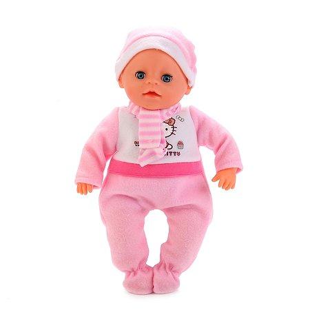 Кукла Карапуз Hello Kitty Розовый 228669
