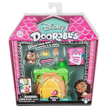 Мини-набор игровой Disney Doorables Моана с 2 фигурками (Сюрприз) 69415