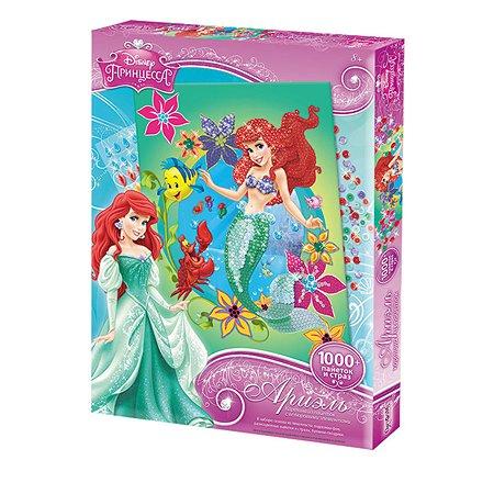 Картина из пайеток ORIGAMI Disney Princess с велюром