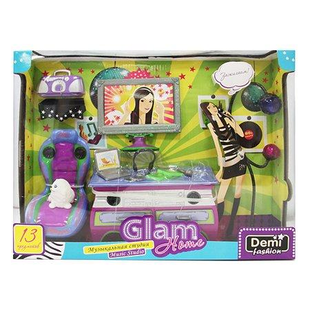 Музыкальная комната Demi Star для куклы