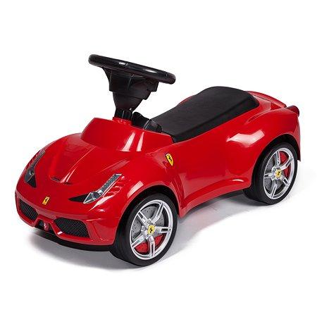 Каталка Rastar Ferrari 458 Красная 83500