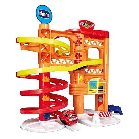 Игрушка Chicco Пожарная станция 10002000000