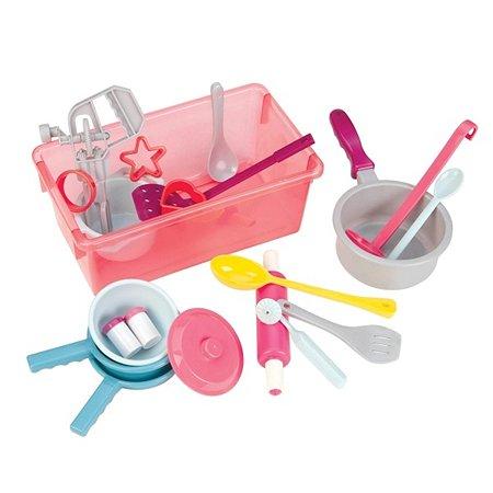 Посуда игрушечная Battat приготовления пищи